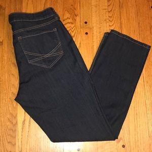 NYDJ Marilyn Straight Leg Jeans. Sz16W